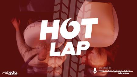 """Hot Lap #13: ¿Una bolsa de aire puede """"tatuarte"""" el logo del volante?"""