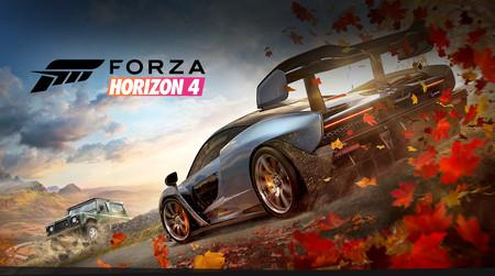 Anunciado Forza Horizon 4. Viajaremos al Reino Unido en octubre con más de 450 vehículos diferentes [E3 2018]