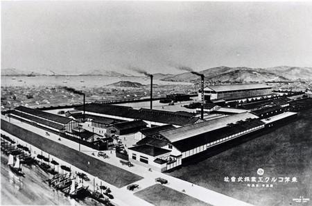 Mazda Fabrica 1920