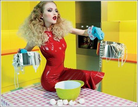 Shop Shop Shop, Cook Cook Cook la nueva colección de MAC para esta primavera 2012