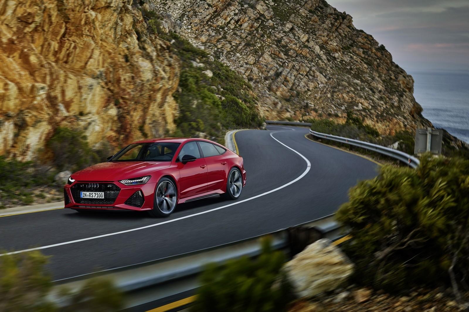 Foto de Audi RS 7 Sportback 2020 (5/44)
