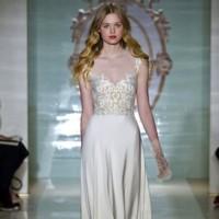 reem acra bridal 2015 vestido