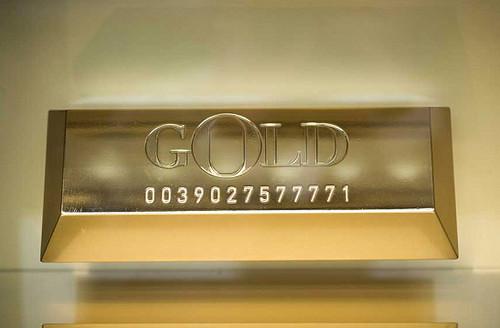 Foto de Gold, el restaurante de D&G (8/14)