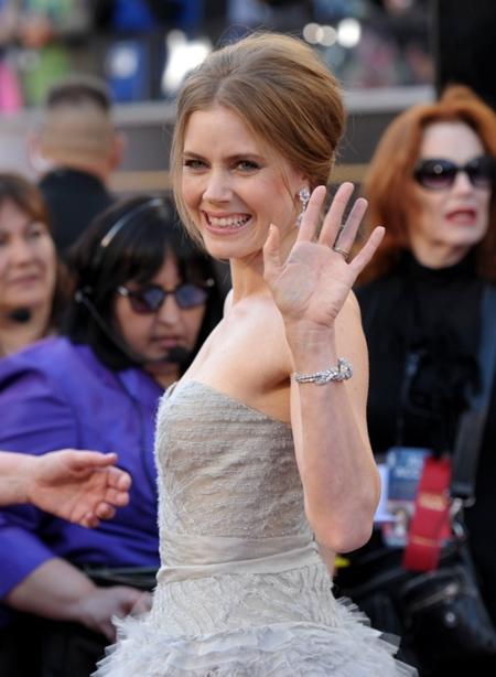 Oscar 2013 (I): ¡todas a saludar! que llegó la gran alfombra roja del año