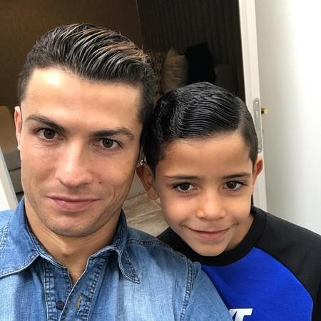 ¡Toma ya! Cristiano Ronaldo aumenta la familia