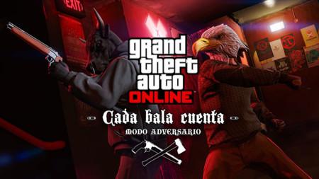 """Los jugadores más atrevidos ya pueden verse las caras en el modo """"Cada bala cuenta"""" de GTA Online"""