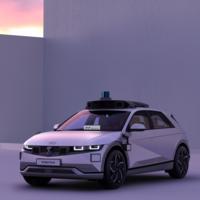 El Hyundai IONIQ 5 Robotaxi tiene nivel 4 de conducción autónoma, y quiere ponerse a transportar gente en 2023