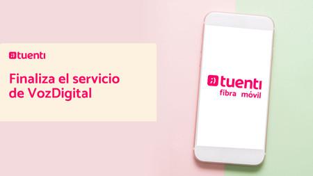 Adiós al servicio de VozDigital de Tuenti: la operadora pone fecha a su desaparición