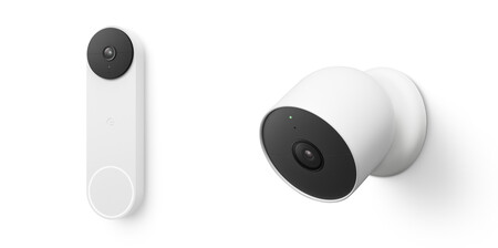 Nest Cam Bateria Nest Doorbell