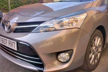 El Toyota Verso 115D a prueba (II): interior y experiencia al volante