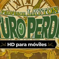 Profesor Layton: futuro perdido ya está disponible para descargar en iPhone y Android