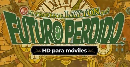 Profesor Layton: futuro perdido ya está disponible para descargar en iPhone y Android