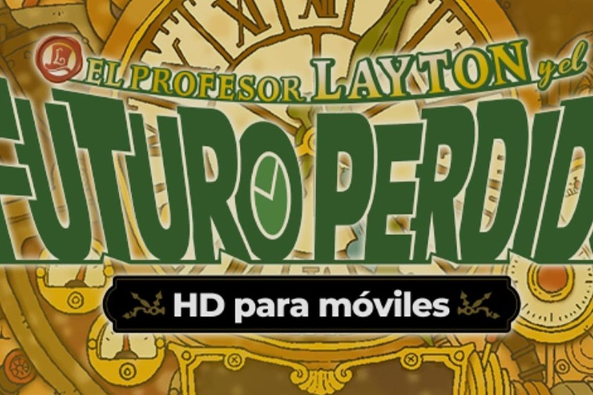 Profesor Layton Futuro Perdido Ya Está Disponible Para Descargar En Iphone Y Android