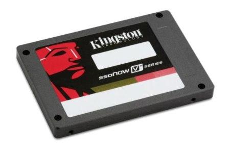 Más SSD de Kingston, los SSDNow V+