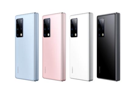 Huawei Mate X2 Oficial Precio Disponibilidad Colores