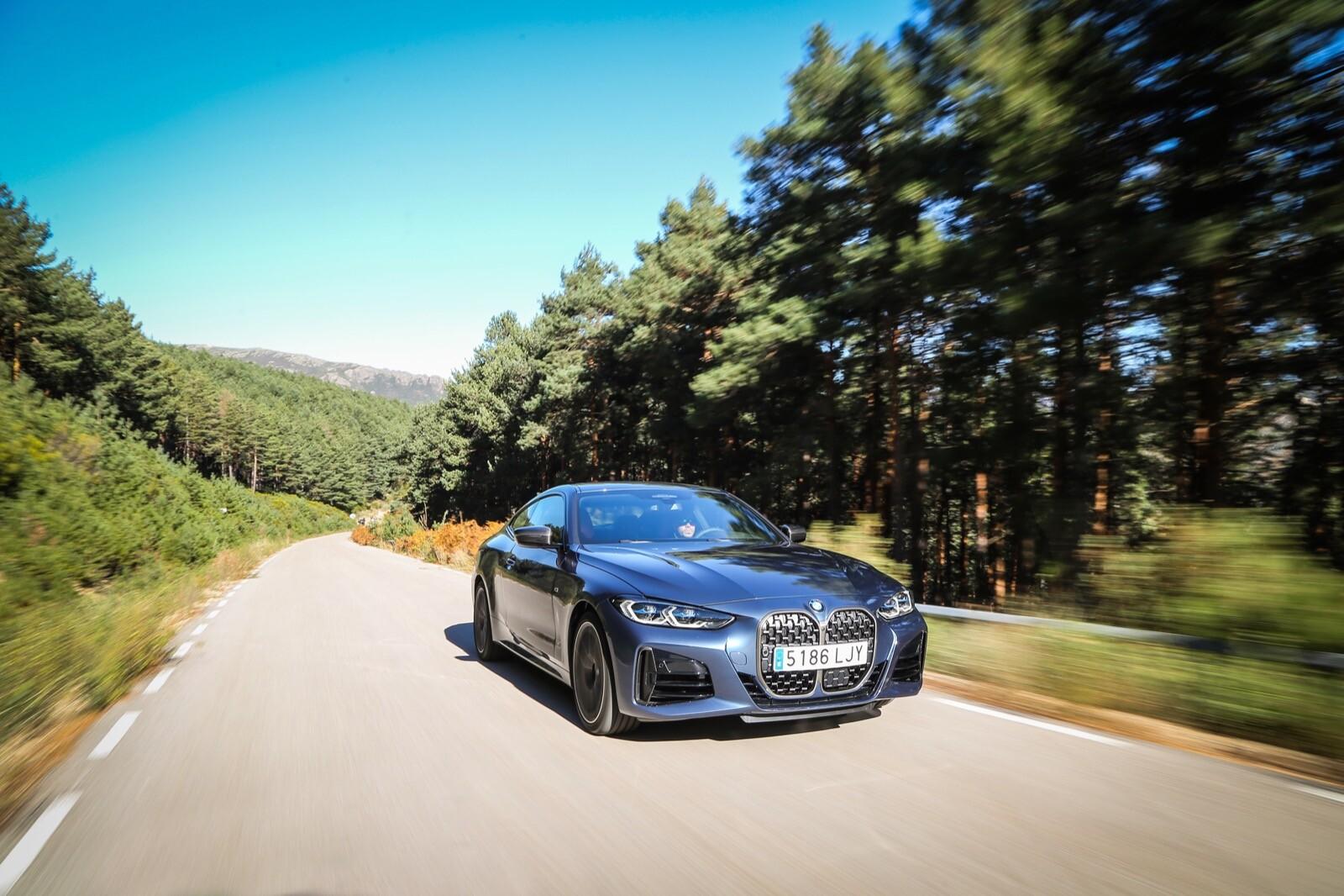Foto de BMW Serie 4 Coupé (presentación) (52/85)
