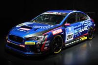 Subaru WRX STI NBR Challenge, listo para Las 24 Horas de Nürburgring