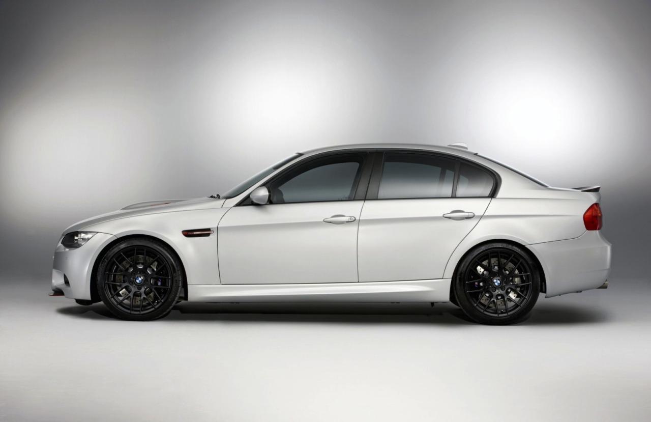 Foto de BMW M3 CRT (22/22)