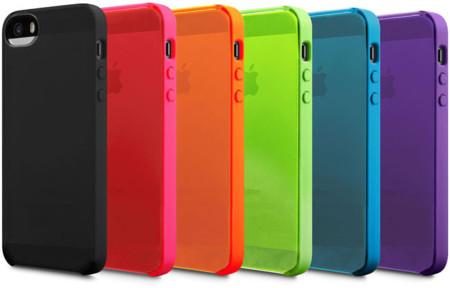 Colores flúor para el iPhone 5S