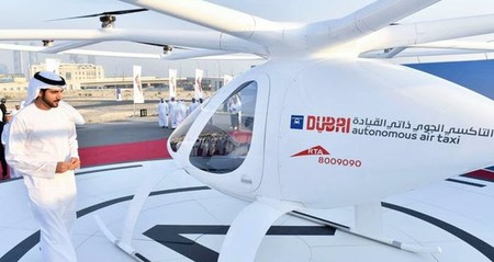 Volocopter Dubai 4