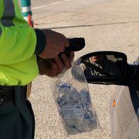 La DGT caza a 422 conductores al día que dieron positivo en alcohol y otras drogas durante la campaña de Navidad