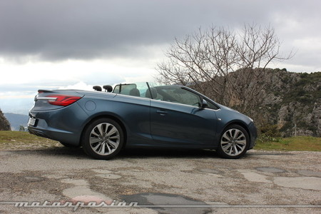 Opel Cabrio descapotable