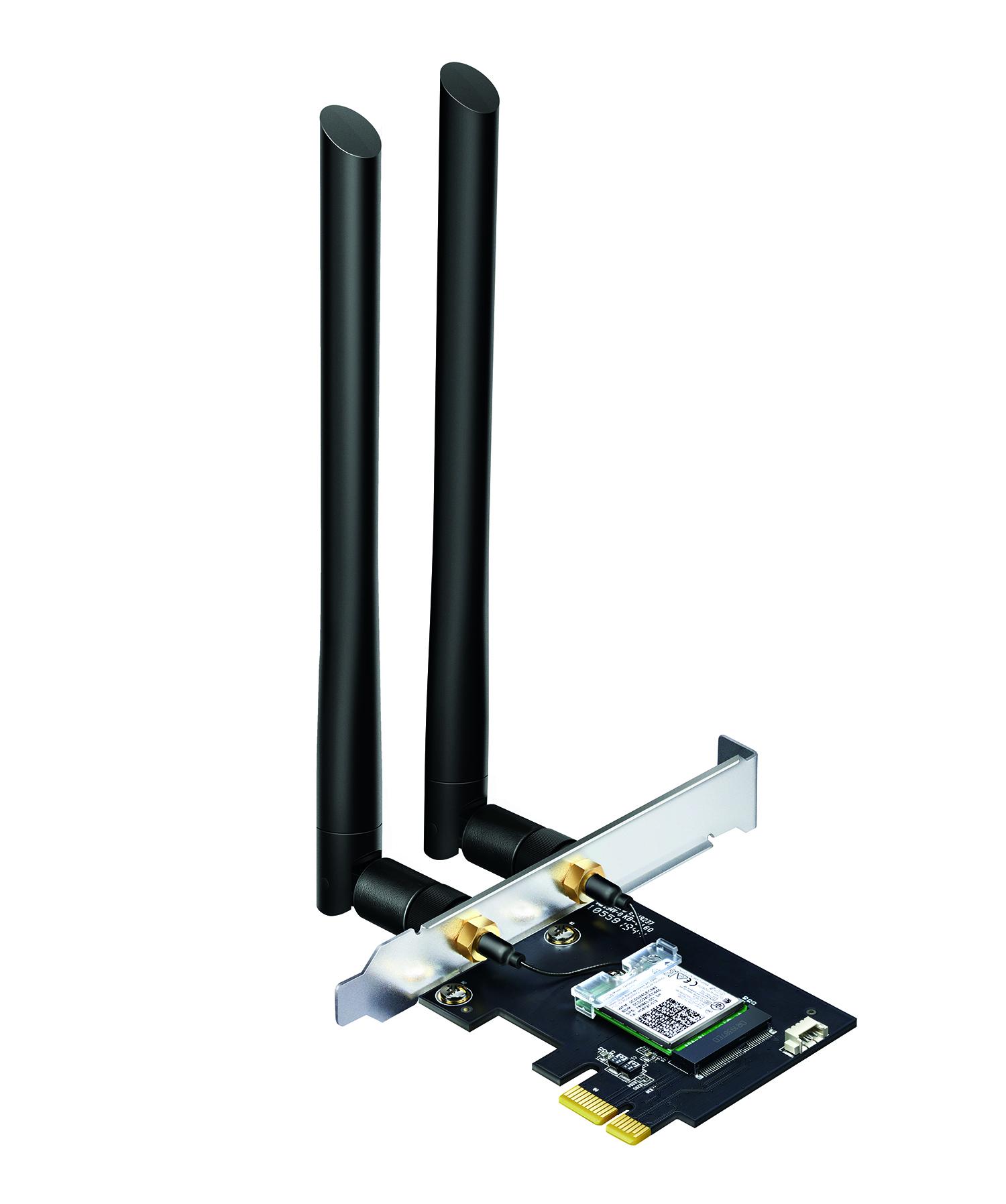 Archer T5E Adaptador AC1200 Wi-Fi Bluetooth 4.2 PCIe