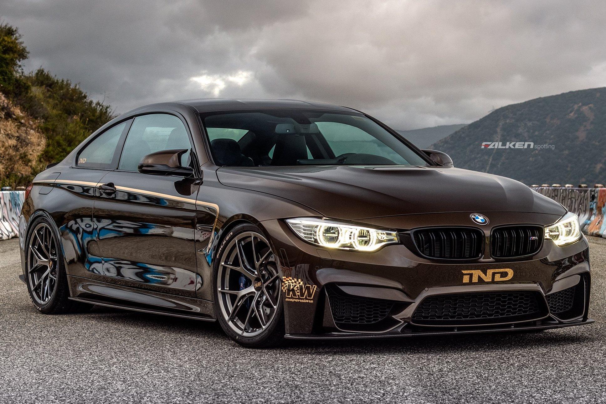 Foto de BMW M4 preparadopor IND (1/13)
