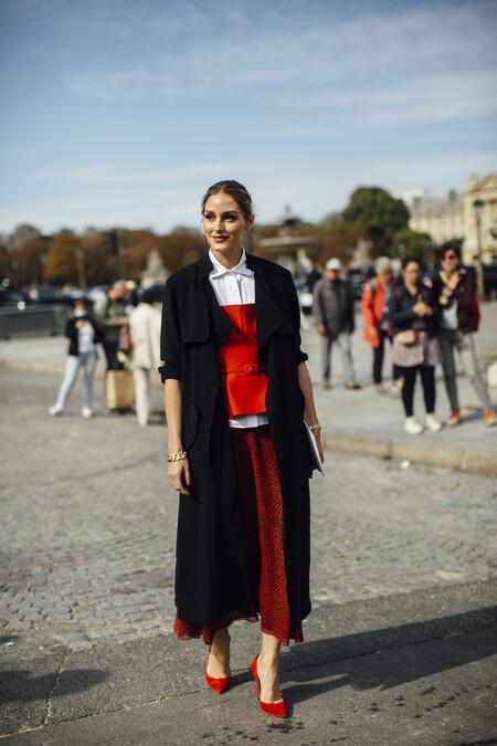 Olivia Palermo Streetstyle Paris 02