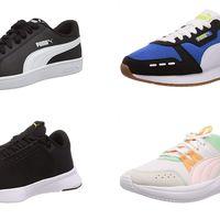 Promoción en zapatillas Puma de Amazon: hasta un 30% de descuento en calzado para hombre y mujer