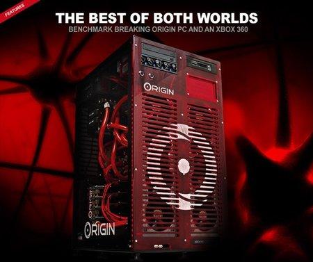 The Big O. El híbrido PC y Xbox 360 que cuesta 8.000 dólares... en su configuración básica