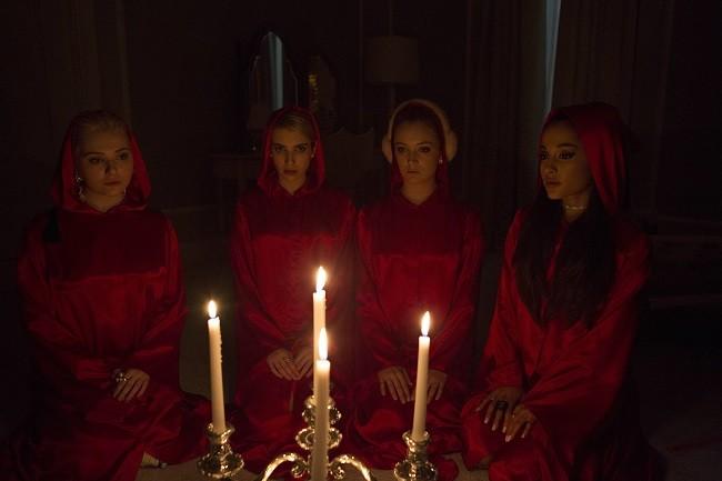 Scene from 'Scream Queens'