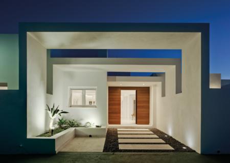 Puertas abiertas: una casa de vacaciones igual que la que imaginas en tus sueños