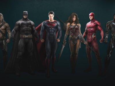 'Justice League', nueva imagen del equipo de superhéroes de Warner y DC
