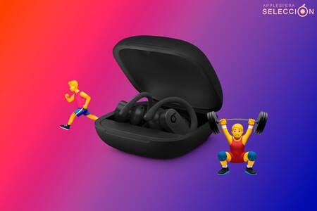 Entrenamientos más dinámicos con los auriculares deportivos sin cables Powerbeats Pro, rebajadísimos en Amazon a 159,99 euros