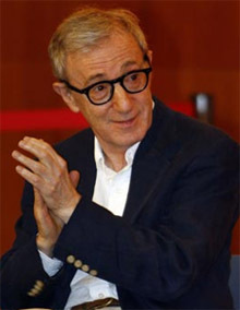 Woody Allen investido doctor 'honoris causa' en Barcelona