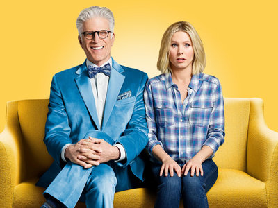 NBC confía en 'The good place' y la renueva por una segunda temporada