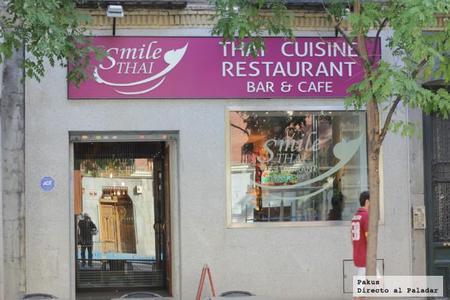 Restaurante Smile Thai. La sencillez de la cocina thailandesa