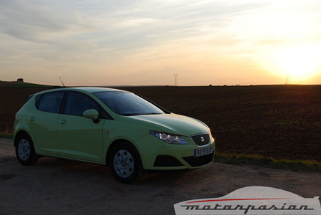 SEAT Ibiza Ecomotive, prueba de consumo (parte 2)