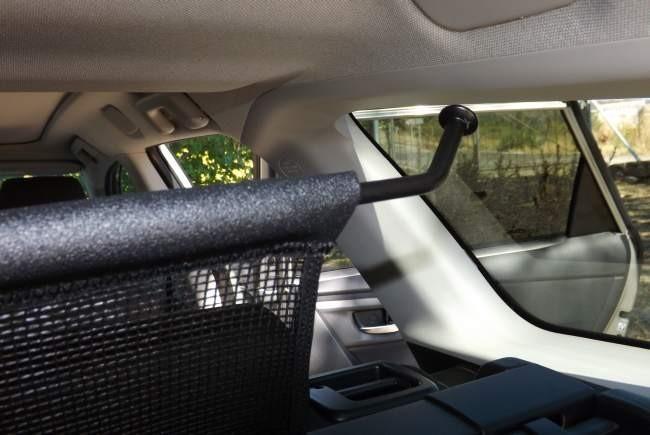 Toyota Auris Touring Sports 120D Active Red seguridad maletero integrada