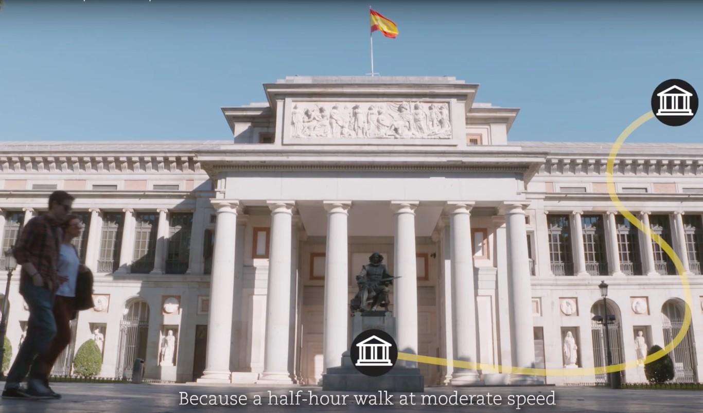 El reto para la Semana Europea del Deporte: recorrer los museos de tu ciudad andando