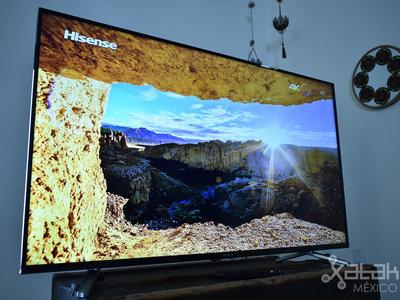 Hisense 50H7GB UHD, análisis: una buena tele 4K con gran sonido para la que no necesitas vender un riñón