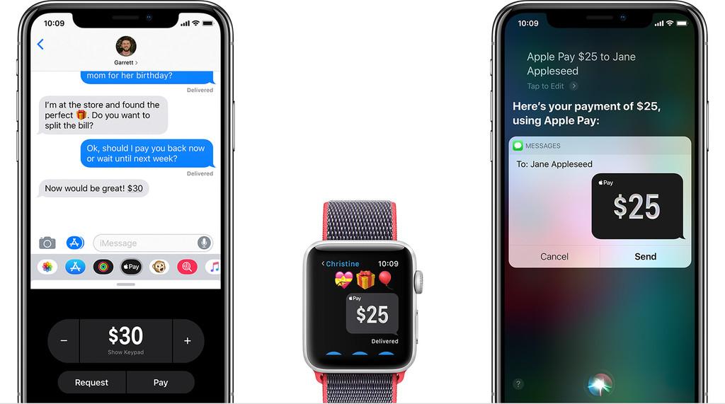Apple Pay Cash se prepara para su lanzamiento en España, Francia y Alemania