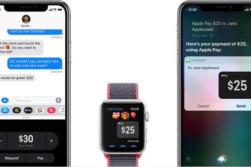 Apple Pay Cash se prepara para su lanzamiento en España, Francia y Alemania [actualizado]