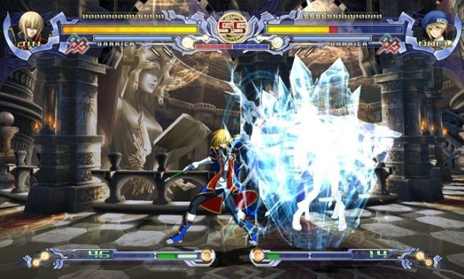 BlazBlue: Continuum Shift (Windows 8)