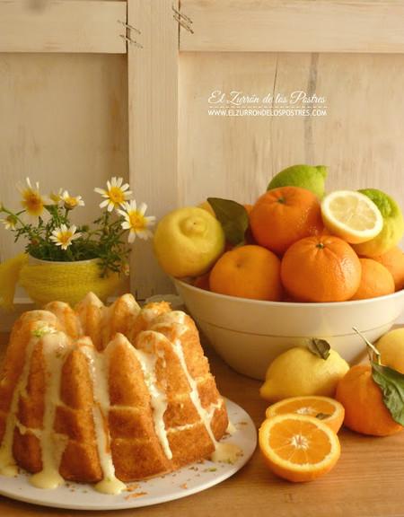 Bundt Cake Citricos