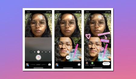 Instagram ya permite hacer collages desde las Historias