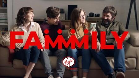 Virgin Telco Family