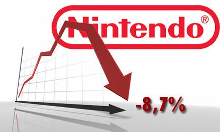 Las acciones de Nintendo se desploman tras el anuncio de DSi
