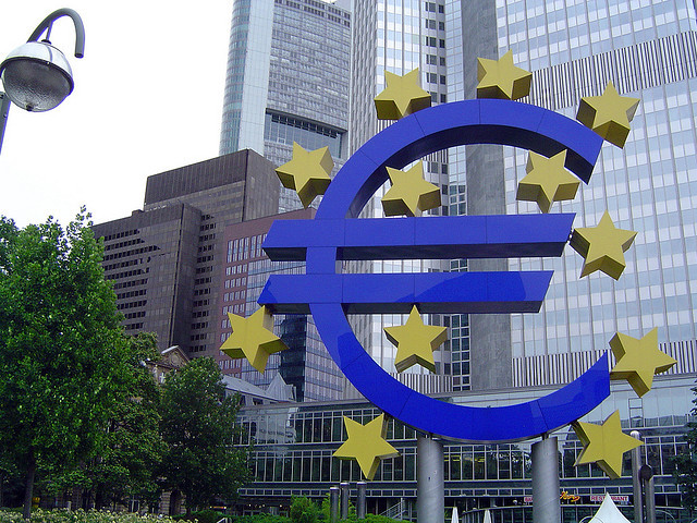 El euro frente al BCE